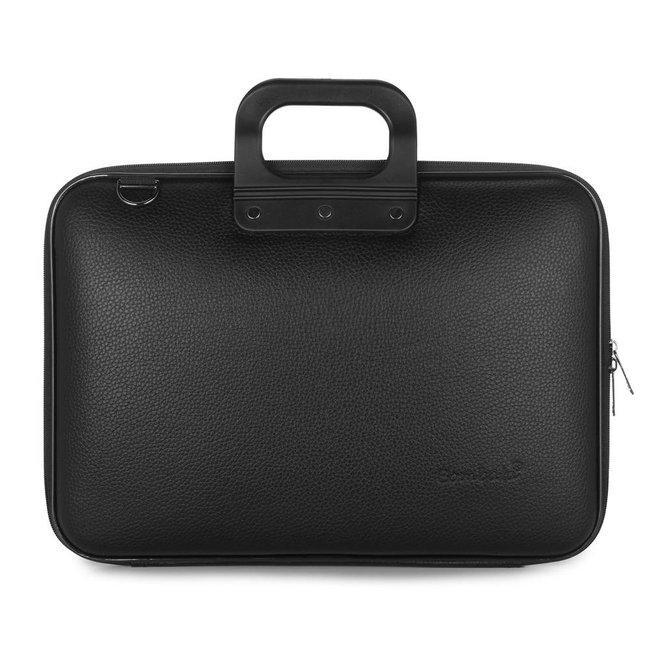 Bombata All Black CLASSIC 15 inch Laptoptas Zwart