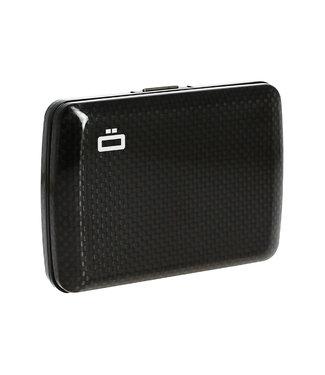Ogon Designs Stockholm V2 RFID Creditcardhouder - Aluminium - Carbon Edition