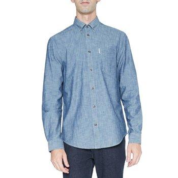 Ben Sherman Chambray Overhemd
