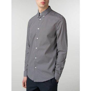 Ben Sherman Foulard Print Overhemd