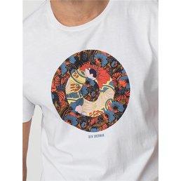 Ben Sherman Hero Target T-Shirt