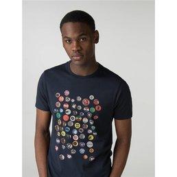 Ben Sherman Pin Badge T-Shirt