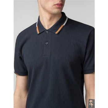 Ben Sherman Stop Start Placed Tipping Polo