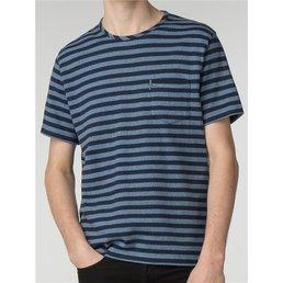 Ben Sherman Twisted Yarn Stripe T-Shirt