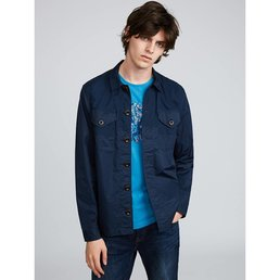 Pretty Green Robinia Overshirt