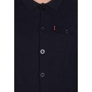 Merc Rathbone Milano Knit Overshirt