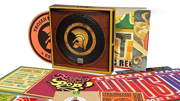Comin' Up:  TROJAN records BOX release Party