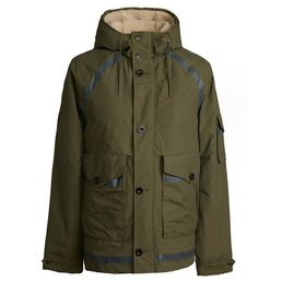 Pretty Green Pretty Green ziptrough hooded jacket