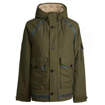 Pretty Green Pretty Green ziptrough hooded jacket