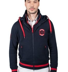 HARCOUR HARCOUR London men sweater navy