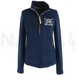 HORSEWARE HORSEWARE NM gigi fleece jacket navy