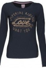 IMPERIAL RIDING IMPERIAL RIDING T-shirt winter love