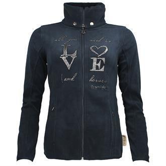 IMPERIAL RIDING IMPERIAL RIDING FLeece vest frozen