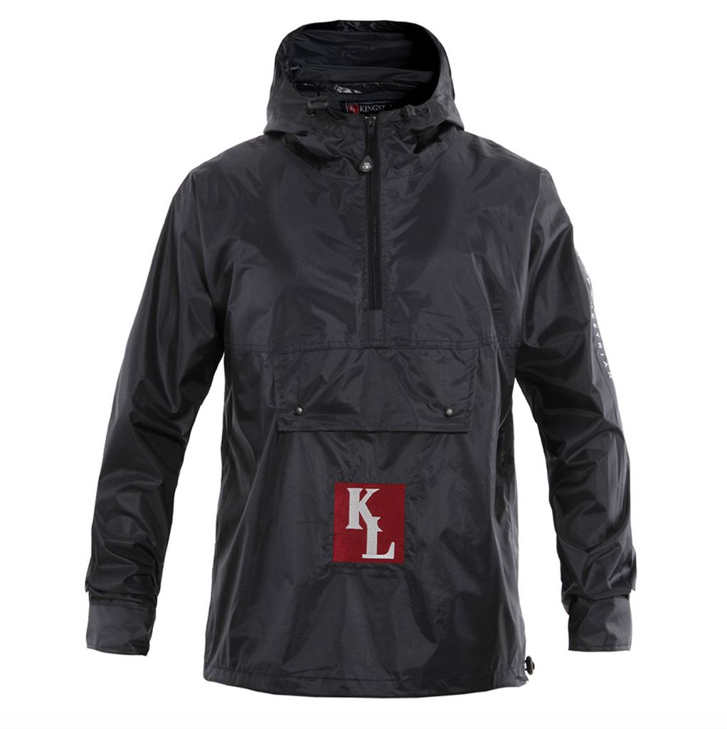 KINGSLAND KINGSLAND classic rain jacket navy