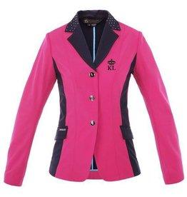 KINGSLAND KINGSLAND Alma softshell show jacket pink fuchsia 34