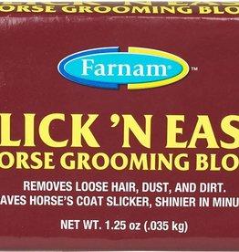 FARNAM FARNAM slick 'n easy horse grooming block