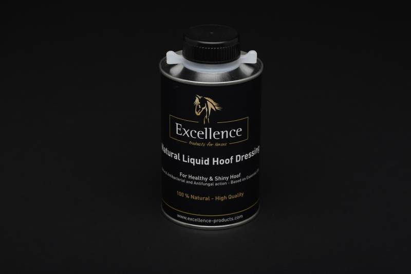 EXCELLENCE EXCELLENCE natural liquid hoof dressing, 500ml