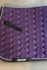 KINGSLAND KINGSLAND Elisa saddle pad paars