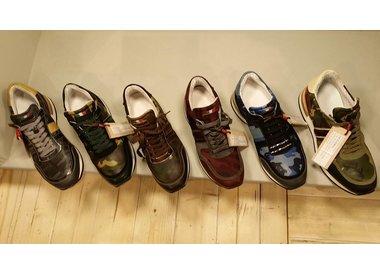 schoenen / stal laarzen