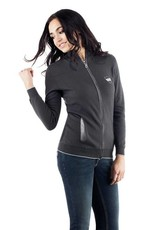 ANIMO sibil sweater blauw/violet