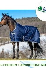 BUCAS BUCAS Freedom Turnout High Neck 150gr navy