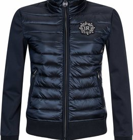 IMPERIAL RIDING performance jacket glittery navy