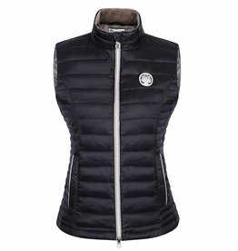 HARCOUR HARCOUR rose bodywarmer ladies