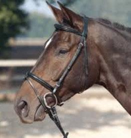 LAMI-CELL LAMI-CELL hoofdstel concorde zwart pony