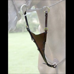 DYON DYON driehoek bevestiging martingaal / running attachment B437