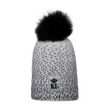 KINGSLAND KINGSLAND Chignik knitted hat/muts