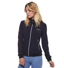 HARCOUR HARCOUR Polly sofshell vest navy