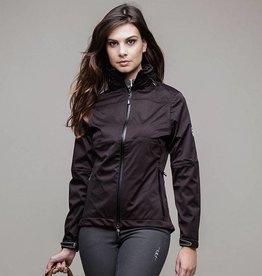 HORSEWARE AA waterproof  jacket zwart