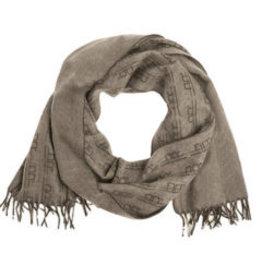 HORSEWARE AA Sjaal Wool print Taupe