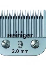 HEINIGER HEINIGER Saphir scheerkop nr 9 2mm