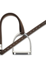 wintec WINTEC pros/leather STD 147 cm BROWN
