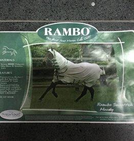 HORSEWARE HORSEWARE Rambo sweetich hoody mint met green