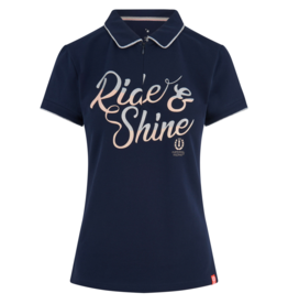 IMPERIAL RIDING Romance polo ride&shine navy
