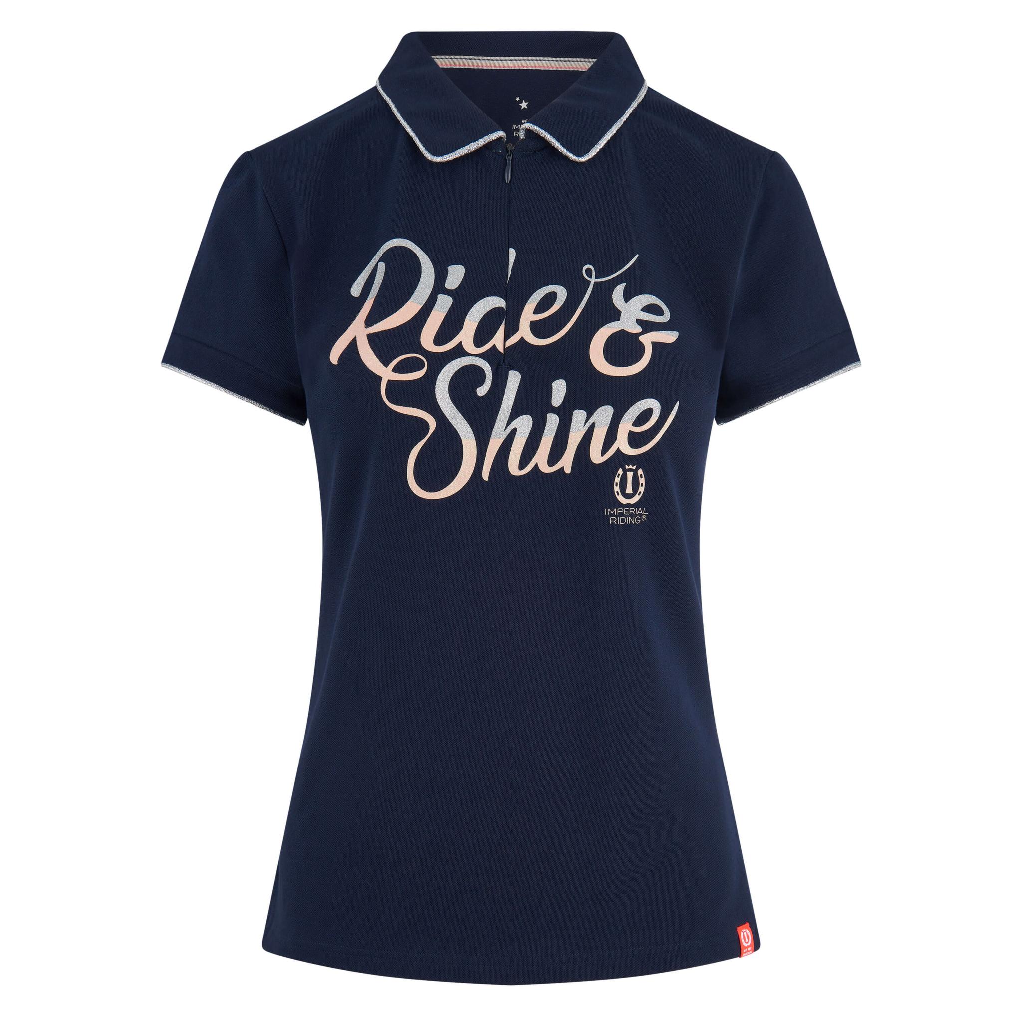 IMPERIAL RIDING Romance polo ride&shine navy