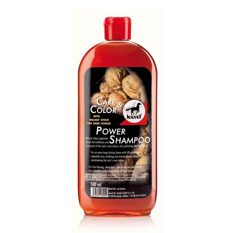 LEOVET LEOVET Care en color shampoo donkere paarden