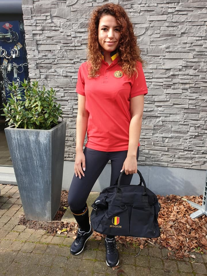 KINGSLAND KINGSLAND Eupen ladies polo