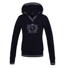 KINGSLAND KINGSLAND Nice sweater hooded navy