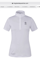 KINGSLAND KINGSLAND Brook recycled showshirt short sleeves