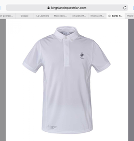 KINGSLAND KINGSLAND Bando recycled showshirt short sleeves