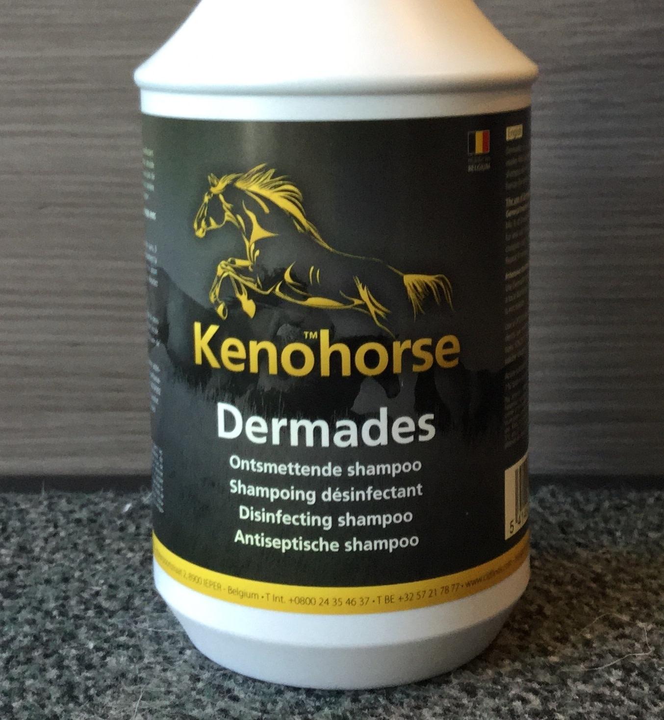 KENOHORSE Dermades ontsmettende shampoo