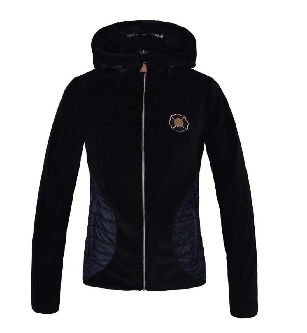 KINGSLAND KINGSLAND fleece jacket ladies chignik