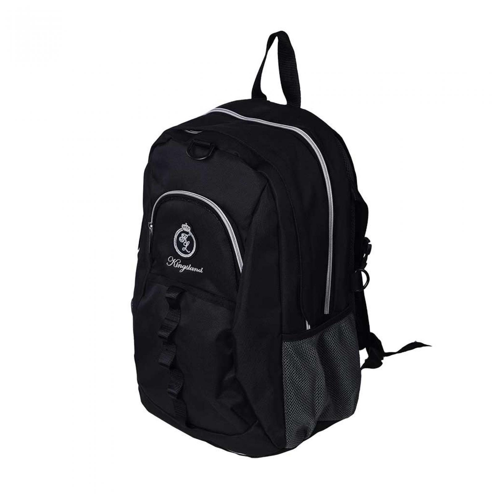 KINGSLAND Kingsland Maxime backpack black/zwart