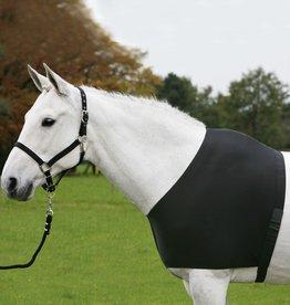 WALDHAUSEN BORSTBESCHERMER Nylon zwart/ comfort vest black