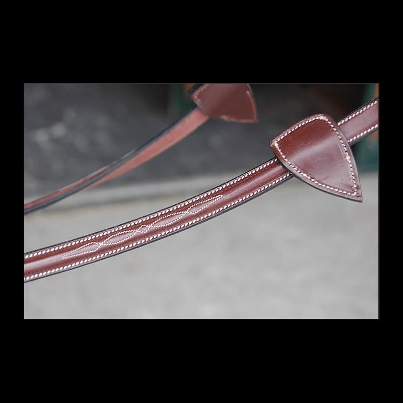 DYON DYON rubber reins with loops