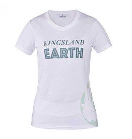KINGSLAND KINGSLAND Willow Organic Cotton t-shirt