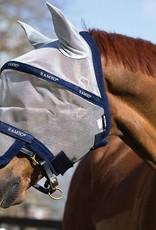 HORSEWARE HORSEWARE rambo plus fly mask
